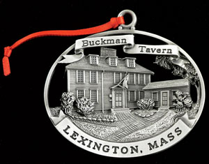 Buckman Tavern Lexington, Mass
