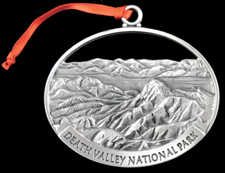 Death Valley National Park Ornament