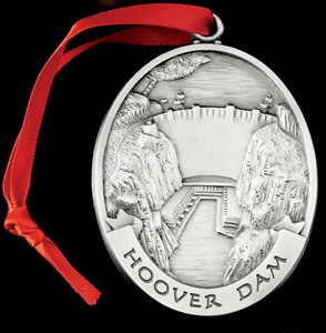 Hoover Dam Ornament