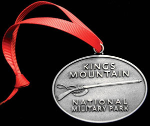 Kings Mountain ornament