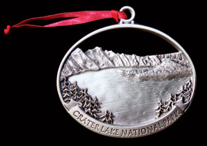 Crater Lake National Park Ornament