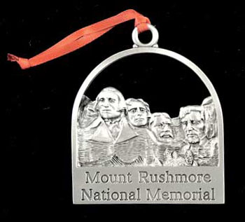Mount Rushmore National Park Ornament